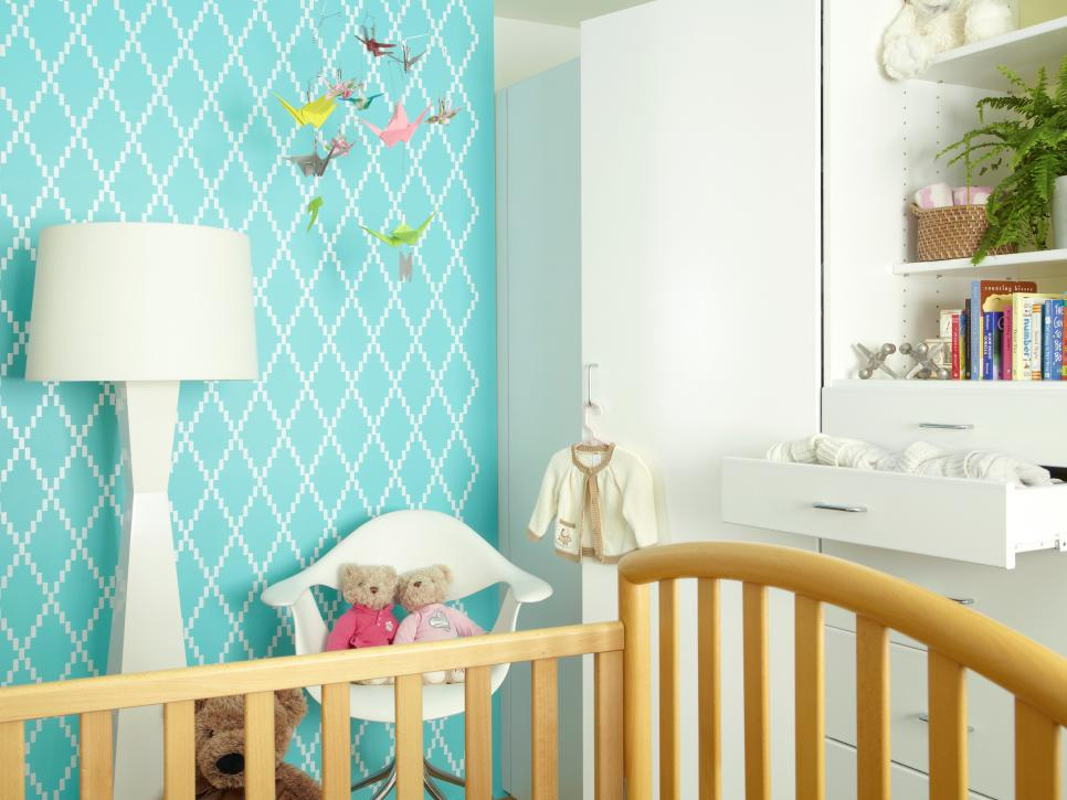 Baby Nurseries For Small Rooms HGTV.com