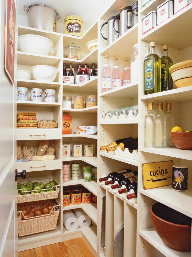 Maximum Home Value Storage Projects Kitchen Pantry Hgtv
