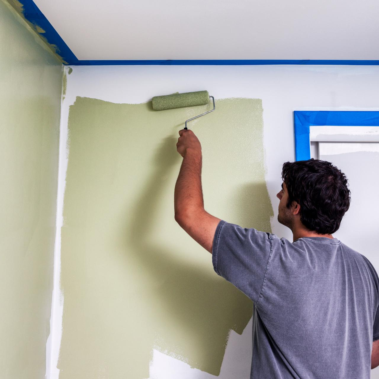 15 painting mistakes to avoid diy skimping on brushes and roller covers to save money rubansaba
