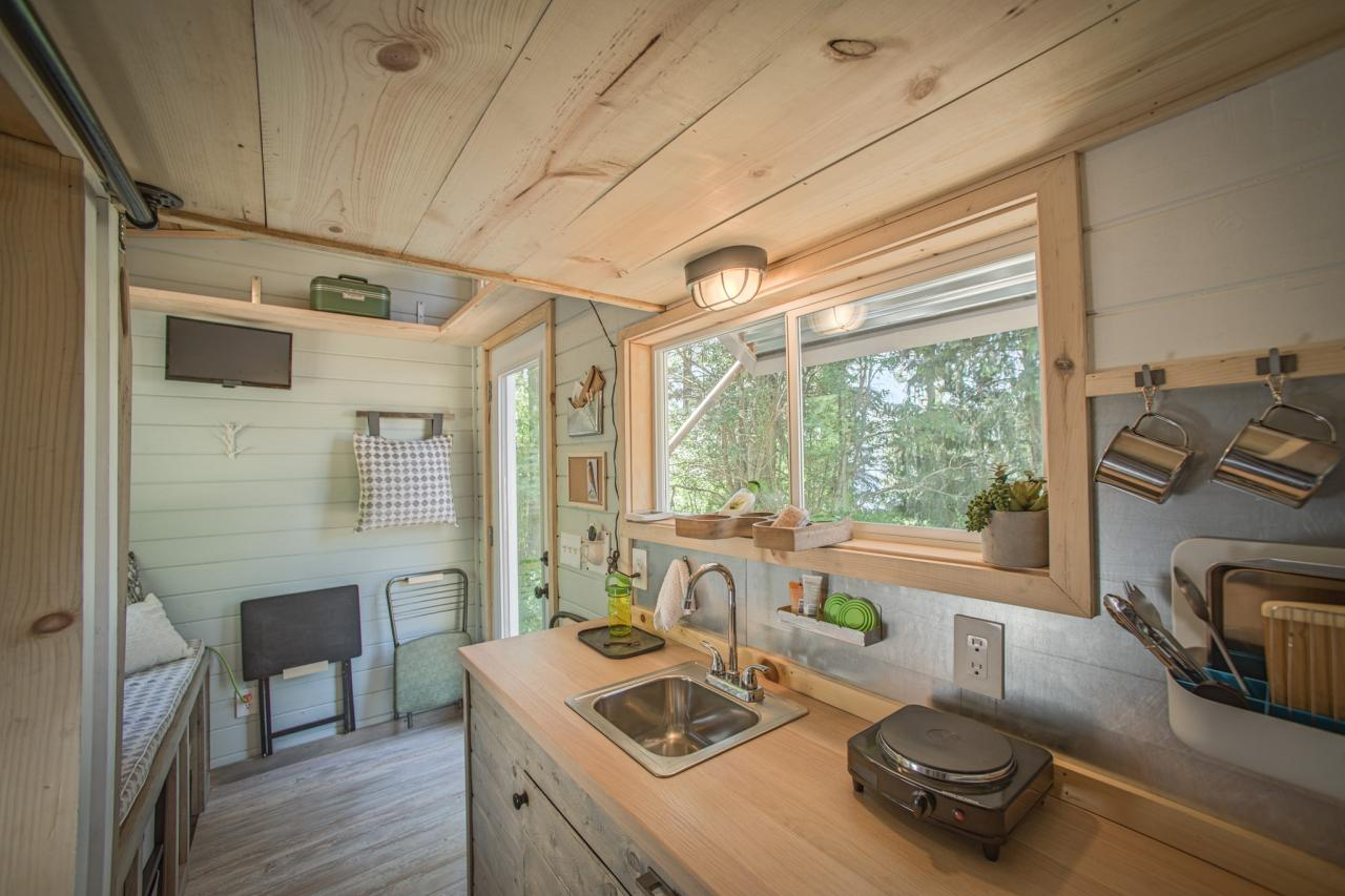 Tiny Home Designs: Tiny Homes That Are Big On Storage