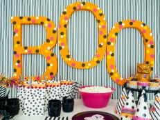 Easy halloween party decorations you can make for about 5 diy halloween party decorations made from washi tape 13 photos solutioingenieria Image collections
