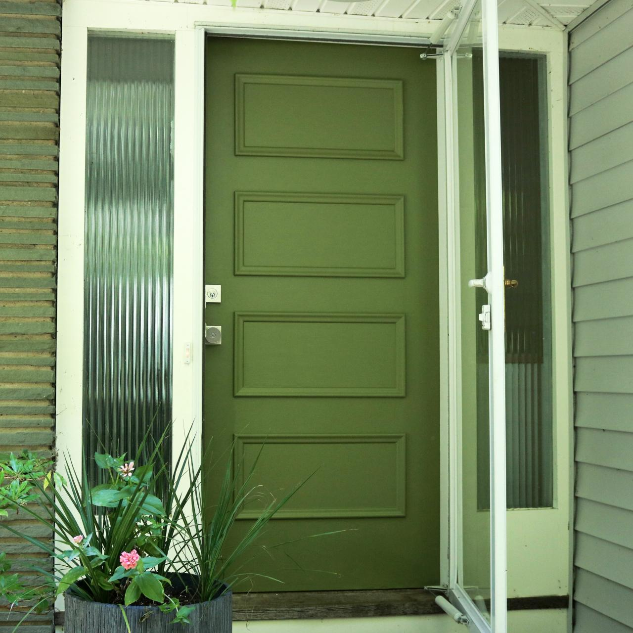 Learn how to paint your front door how tos diy introduction rubansaba