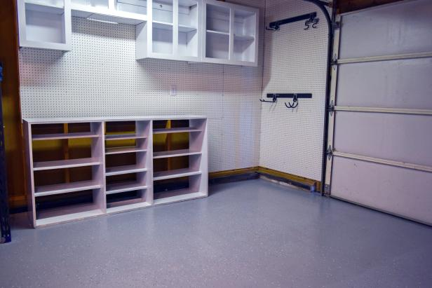 How to paint a garage floor with epoxy how tos diy introduction solutioingenieria Image collections