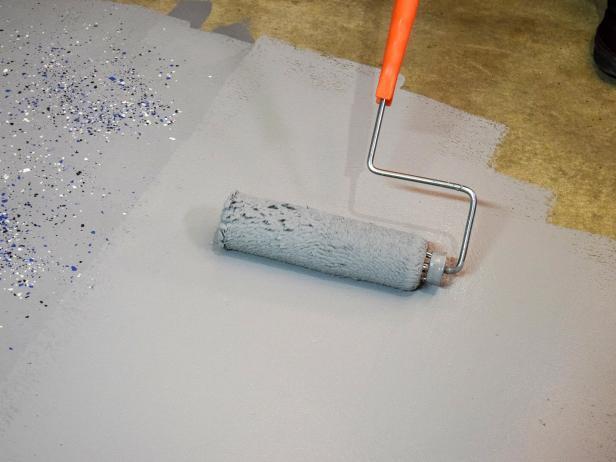 garage floor ideas diy - How to Paint a Garage Floor With Epoxy how tos