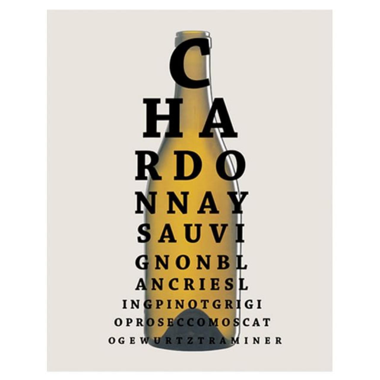Wine fan gift guide diy network blog made remade diy white wine eye chart geenschuldenfo Gallery
