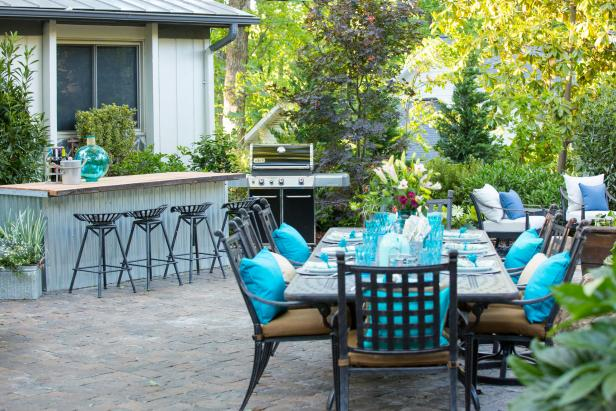 Dining Alfresco Patio