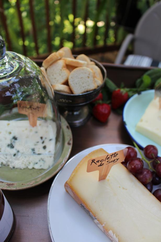 Cheese Tray Serving Ideas