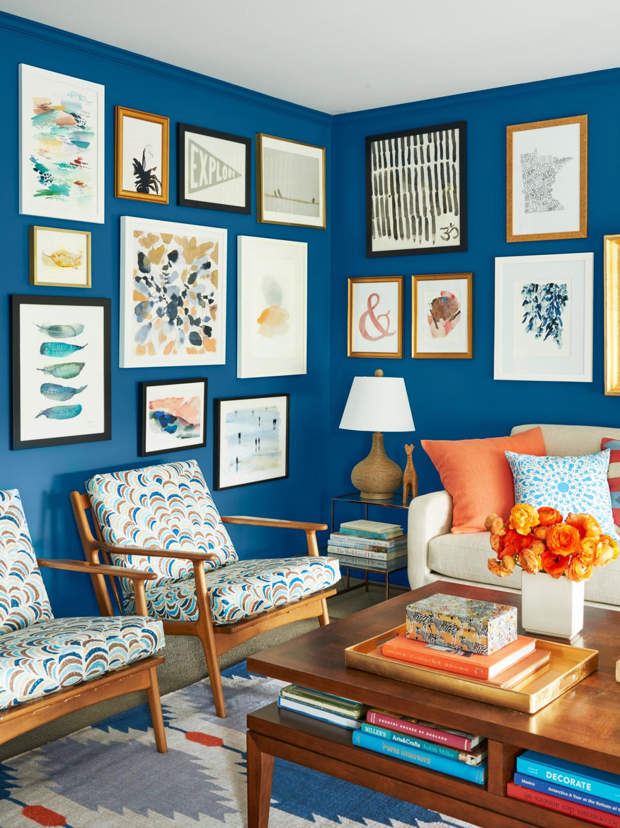 magazine living room ideas from bare bones to vibrant before and after living room 13524