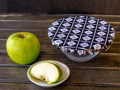 Save the Planet With Reusable Fabric Bowl Covers