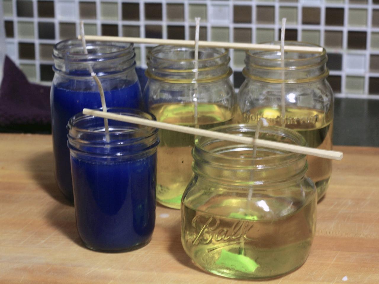 Diy Homemade Citronella Candle How Tos Diy