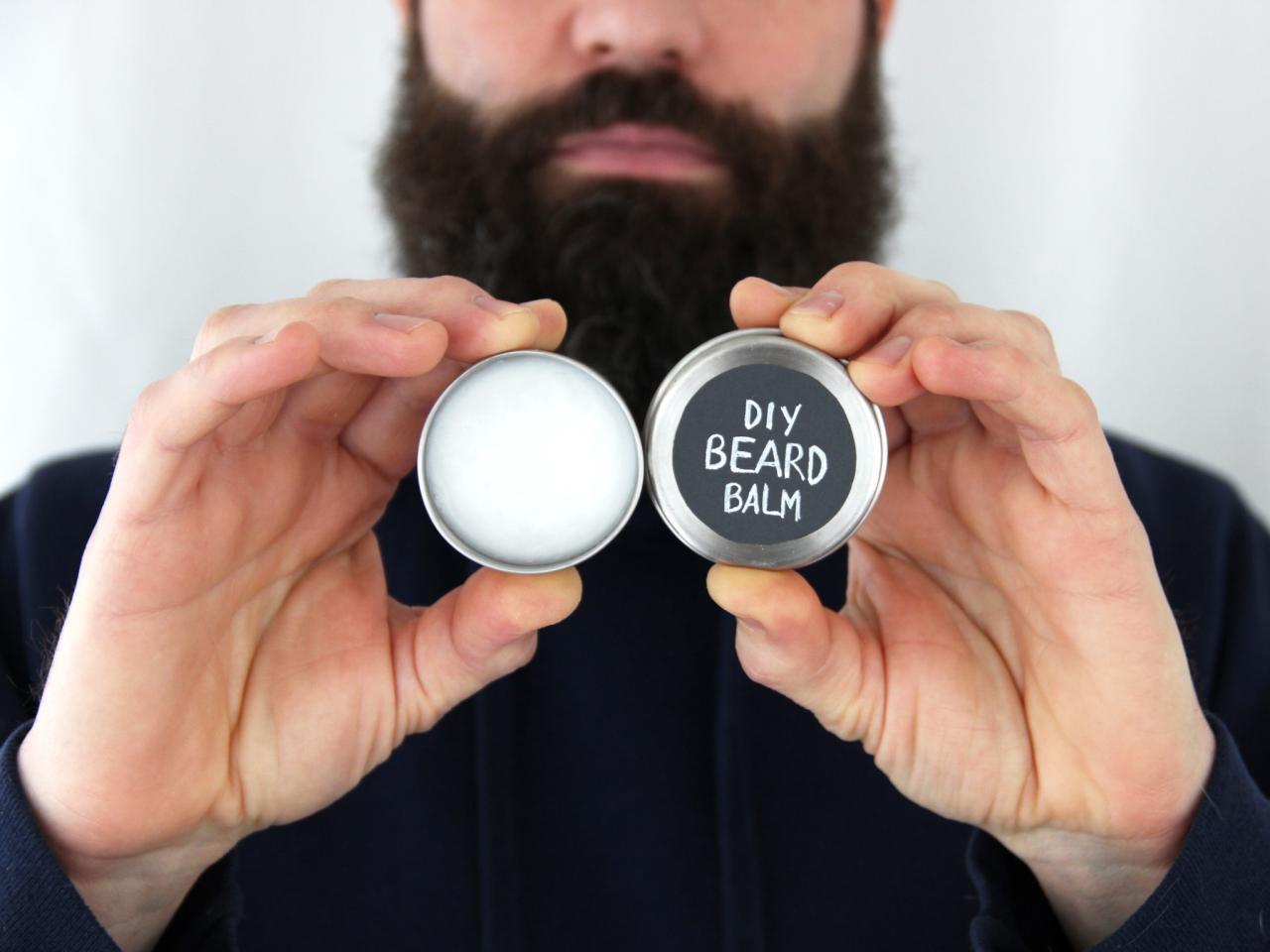 Diy Beard Balm How Tos Diy