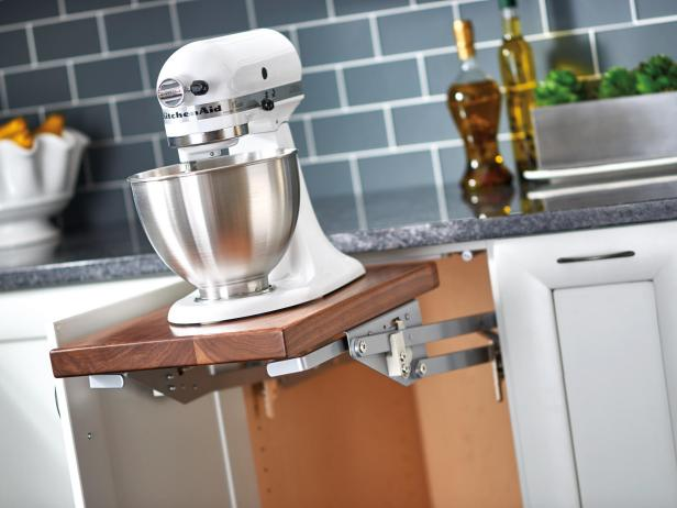 Rev-A-Shelf Stand Mixer and Appliance Lift