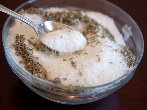 DIY Cold Relief Bath Soak