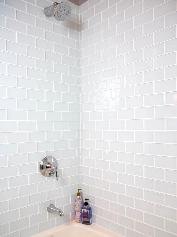 How to Install a Shower Tile Wall | HGTV
