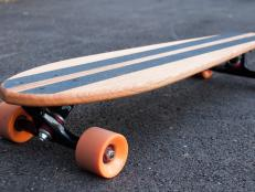 There's nothing quite like cruising around town on your own board!
