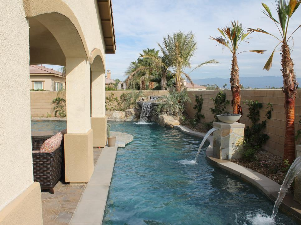 7 Unbelievable Backyards You Wish You Had : Pool Kings : DIYNetwork.com | Pool Kings ...