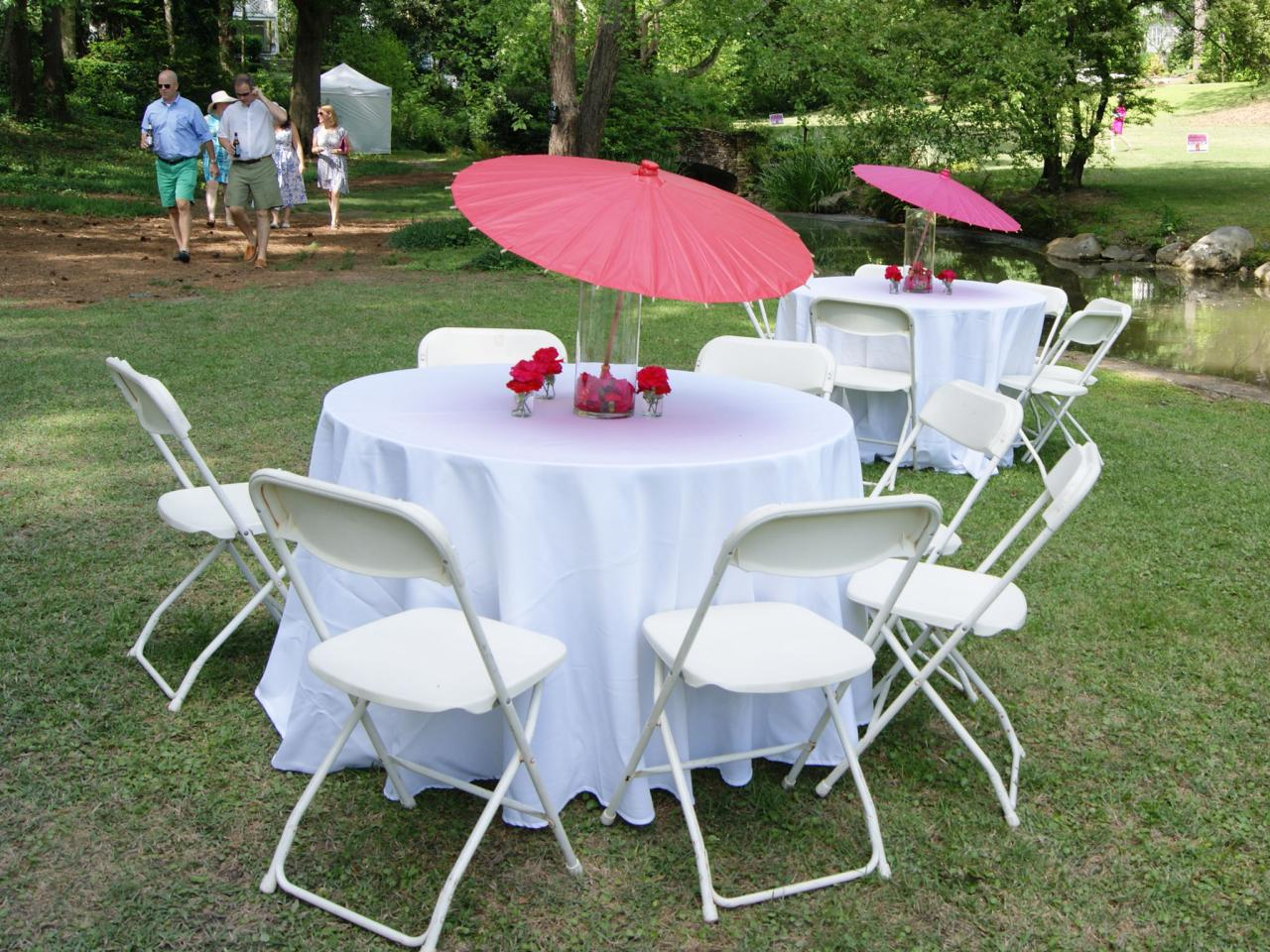 Imaginative Garden Party Themes | DIY Network Blog: Made + Remade | DIY