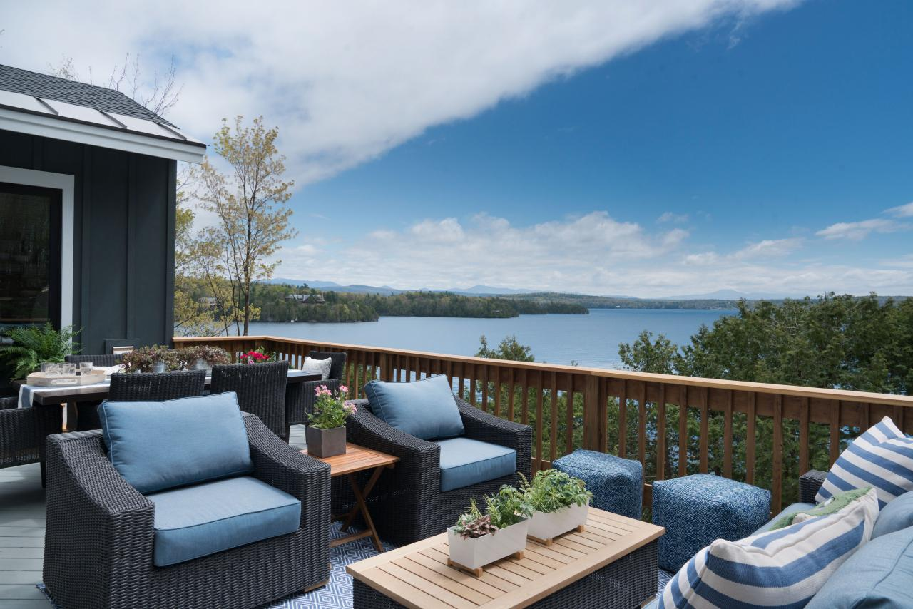 Pick Your Favorite Space | DIY Network Ultimate Retreat Giveaway | DIY