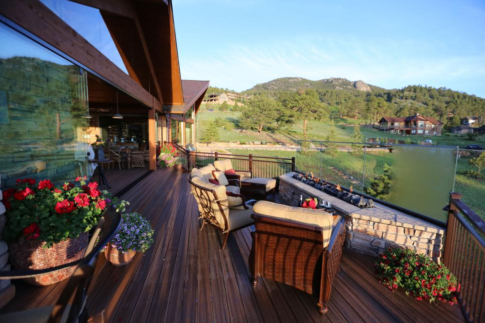 26 Fabulous Views From Mega Decks Mega Decks Diy