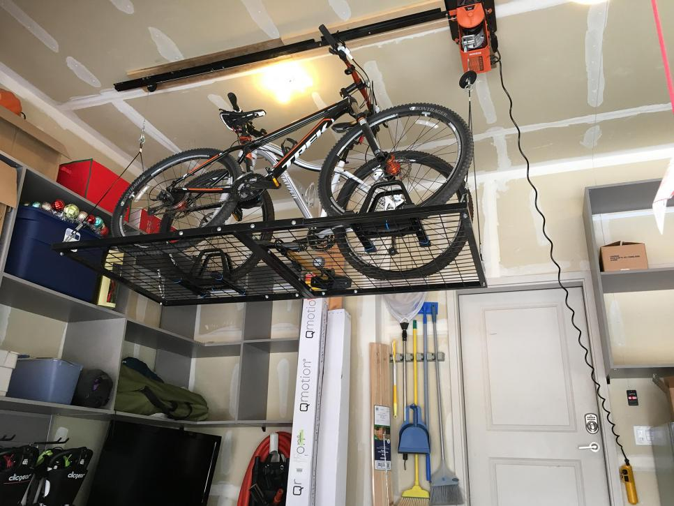 11 Garage Bike Storage Ideas