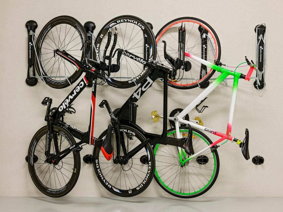 photo by steadyrack - Garage Bike Rack