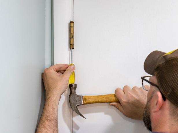 How To Hang A Door In An Existing Jamb How Tos Diy