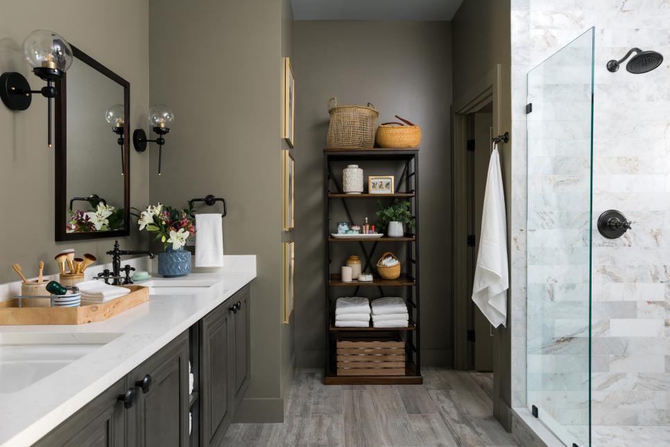 master bathroom pictures from diy network ultimate retreat 2018 diy network ultimate retreat. Black Bedroom Furniture Sets. Home Design Ideas