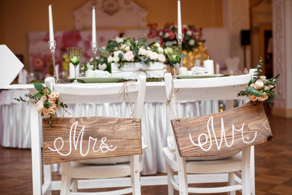 16 chair back decor ideas for your wedding diy photo by erstudiostok junglespirit Gallery