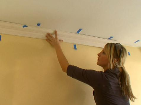 Hang Crown Molding: Overview