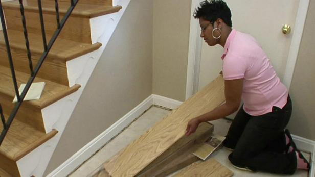 How To Install A Laminate Floor Diy
