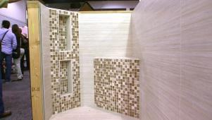 Shower Niches/Oversized Tubs