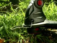 String Trimmer Up Close