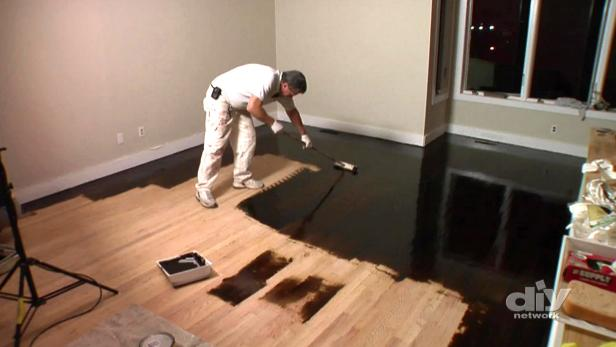 Refinish Hardwood Floors Video Diy