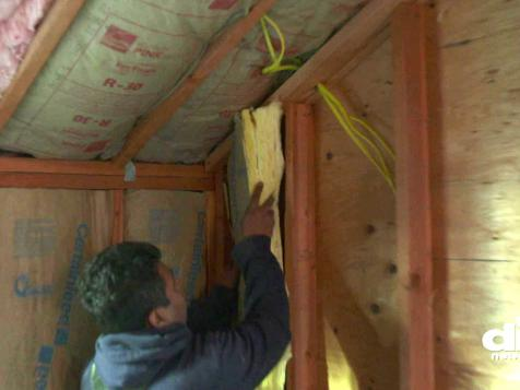 How to Insulate Interior Walls