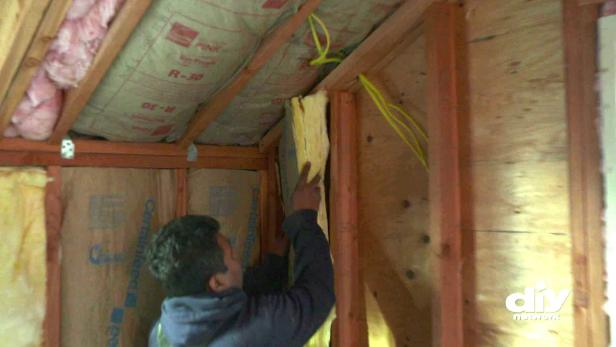 How to insulate interior walls video diy solutioingenieria Gallery