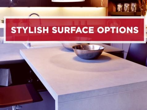 All-Purpose Kitchen Surfaces