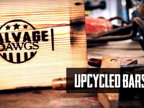 Upcycled Bars