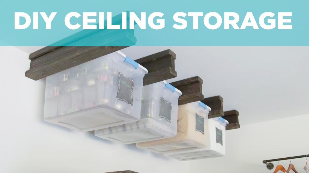 Garage Storage Solutions And Upgrades Diy
