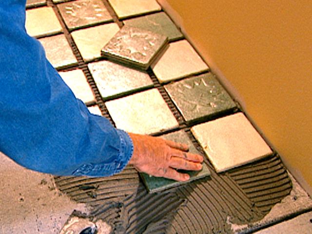 Charming 1 Ceramic Tile Huge 12 X 12 Ceiling Tile Round 12X12 Floor Tile 2X2 Drop Ceiling Tiles Young 2X4 Fiberglass Ceiling Tiles Pink2X4 Subway Tile Backsplash Easy To Install Tile Flooring Video | DIY