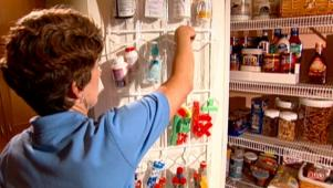 Organizing Your Pantry