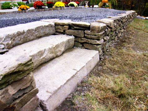 Stack Your Own Stone Wall