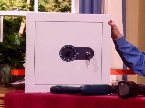 Installing a Wall Safe